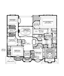 mediterranean style house plan 7 beds 8 50 baths 7883 sq ft plan