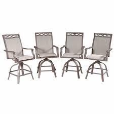 Martha Stewart Patio Furniture Sets - affordable outdoor bar stools u0026 tables by martha stewart from