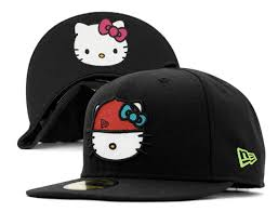 kitty era 59fifty fitted cap strictly fitteds