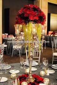 2017 crystal candelabra wedding centerpieces silver candelabra