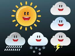 weather cartoons vector art u0026 graphics freevector com