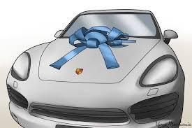 car gift bow how to gift a car yourmechanic advice