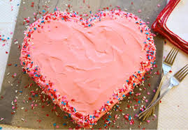 Birthday Cake Ideas At Home Heart Shaped Cakes Summer Love Is In The Air With These Heart Cakes