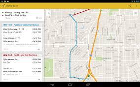 Dart Dallas Map Ezride Dallas Dart Transit Android Apps On Google Play