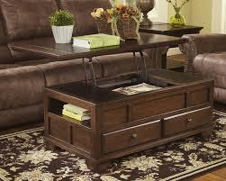 coffee tables beautiful mesmerizing dark brown rectangle classic