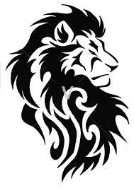 lion in tribal lion publications