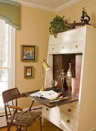 Wall Secretary Desk Bridgeport Modern Secretary Desk Home Office Eclectic With