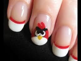 easy nail art characters 21 cute character nail art