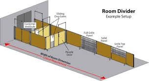 Dog Daycare Floor Plans by Stone Mountain Pet Products Room Dividers Doggy Day Care
