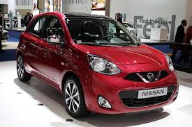 nissan micra maintenance cost nissan new micra frankfurt 2013 photo gallery autoblog