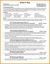 writers resume example best 25 good resume format ideas on