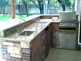 diy outdoor kitchen ideas best outdoor kitchen ideas and designs for rustic patio kitchen and