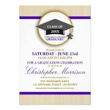 simply photo template graduation invitation so read