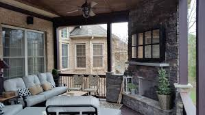 Covered Porch Design Raleigh Covered Porches Custom Shade For Your Backyard