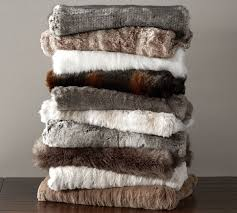 Real Fur Blankets 15 Cozy Throw Blankets To Help You Survive The End Of Winter