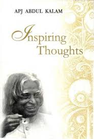 inspiring thoughts apj abdul kalam 9788170286844 amazon com books