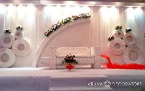 wedding backdrop coimbatore aruna decorators wedding decorations stage decorations