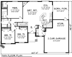 ranch floor plans open concept open concept ranch floor plans riothorseroyale homes