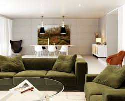 Green Living Rooms by Awesome Dark Green Living Room Furniture Images Awesome Design