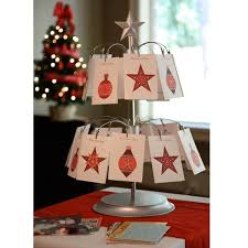 christmas holder christmas tree card holder stand festival collections