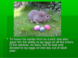 the story of the easter bunny the goddess ostara the easter bunny a story for kids