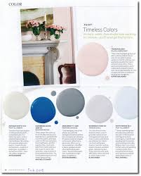 90 leading paint colors offered by the best magazines