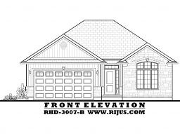 home plans ontario apartments bungalow house plans narrow lot rijus home design ltd