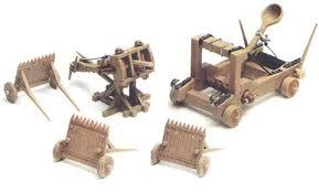 siege machines zvezda 8014 siege machines scans