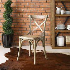 rattan dining chairs ebay