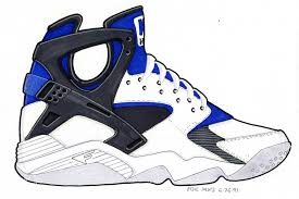 as told by tinker hatfield how the huarache was born sole
