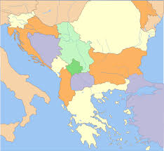 Map Of Central Europe Political Map Of Central And Eastern Europe Southeastern