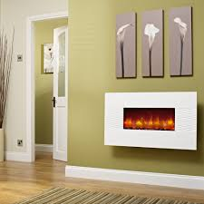 wall mount electric fireplace ideas home design planning modern to