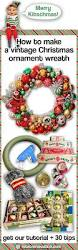 best 25 vintage ornaments ideas on pinterest ornament wreath