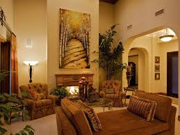 tuscan style to bring romantic rustic interior home design