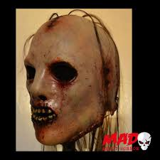 american horror story bloody face collectors mask halloween serial