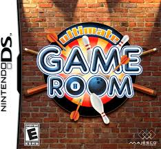 amazon com ultimate game room nintendo ds video games