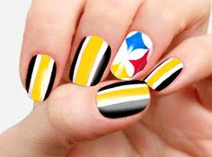 nailgating with melea krause fisher gibbs u0026 all lacquered up at