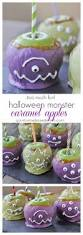 273 best crazy candy apples images on pinterest halloween foods