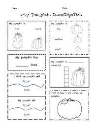 autumn halloween pumpkin investigation investigations pumpkins