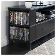 Black Console Table With Storage 60