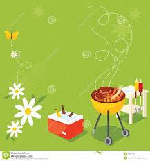 clipart barbecue party collection