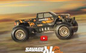 watch monster truck videos online free 112609 savage xl flux