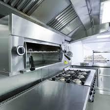 cuisine industrielle inox réalisation cuisine professionnelle inox restaurant hôtel ève vaud