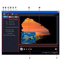 powerdirector slideshow templates modifying pip effects in the pip designer powerdirector