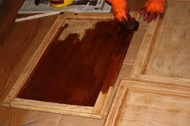best way to stain kitchen cabinets best way to refinish kitchen cabinets how to refinish oak