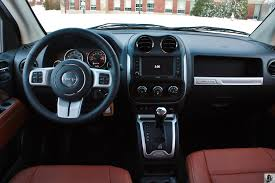 jeep crossover interior oldie but goodie 2014 jeep compass u2013 limited slip blog