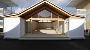 Building A Garage Workshop by Shipping Container Garage Workshops And Homes Youtube