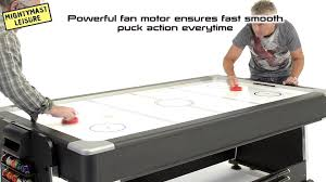 3 in 1 air hockey table mightymast 7ft revolver 3 in 1 games table youtube