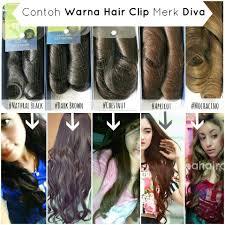 hair clip rambut asli contoh warna hairclip bagus merk hair clip murah hair clip