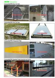 Fiberglass Handrail Chalet Stairs Frp Handrail And Fencing Composite Handrail And